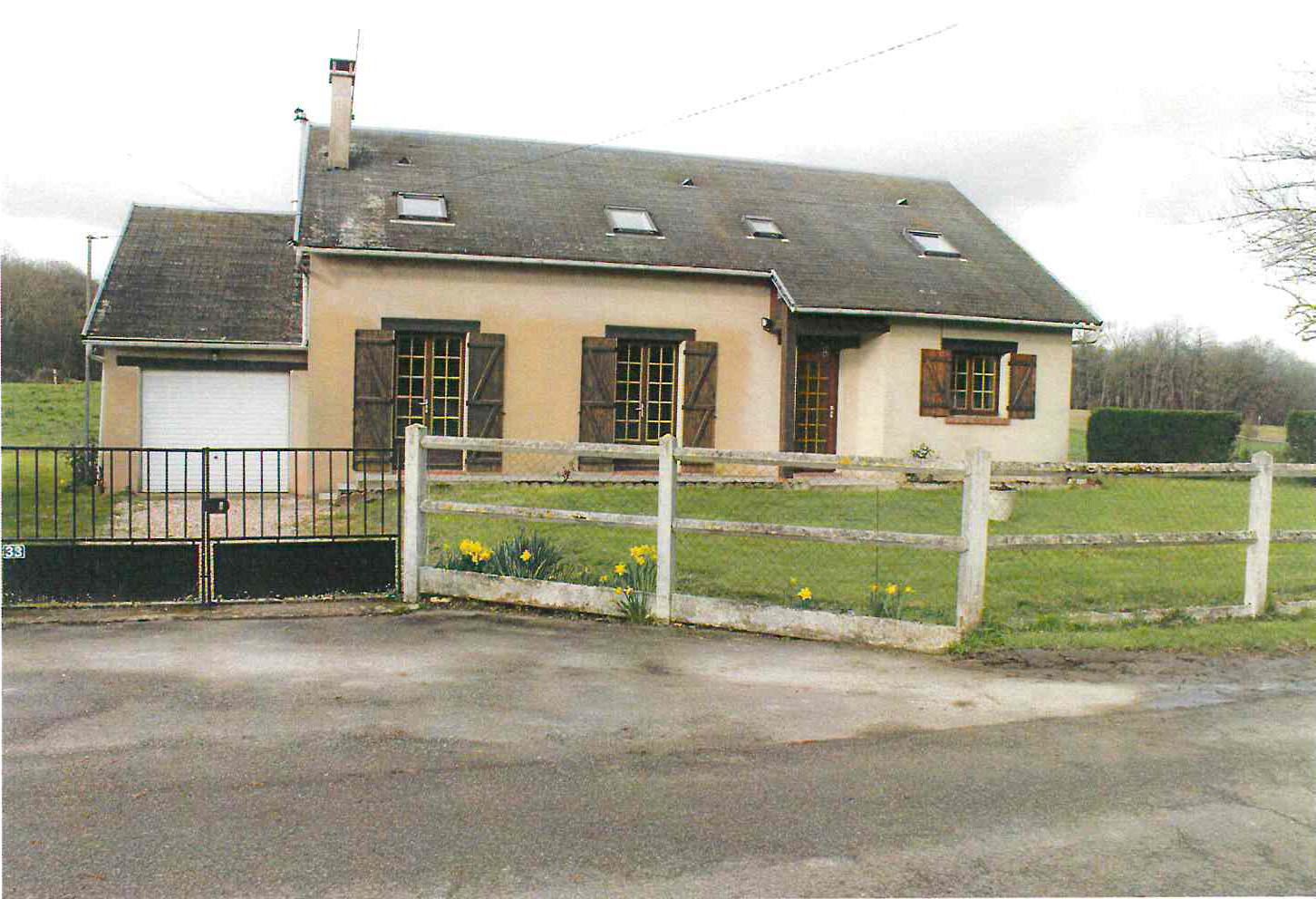 Maison – Le Tremblay Omonville