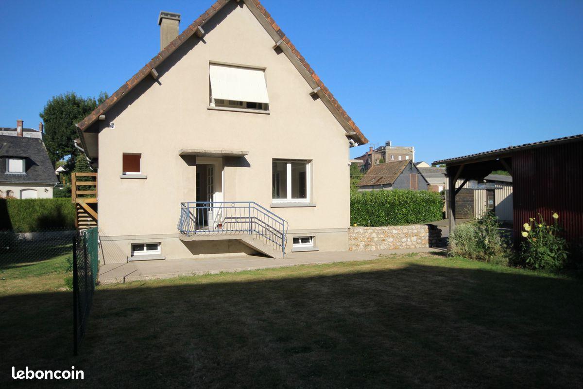 Maison – Le Neubourg
