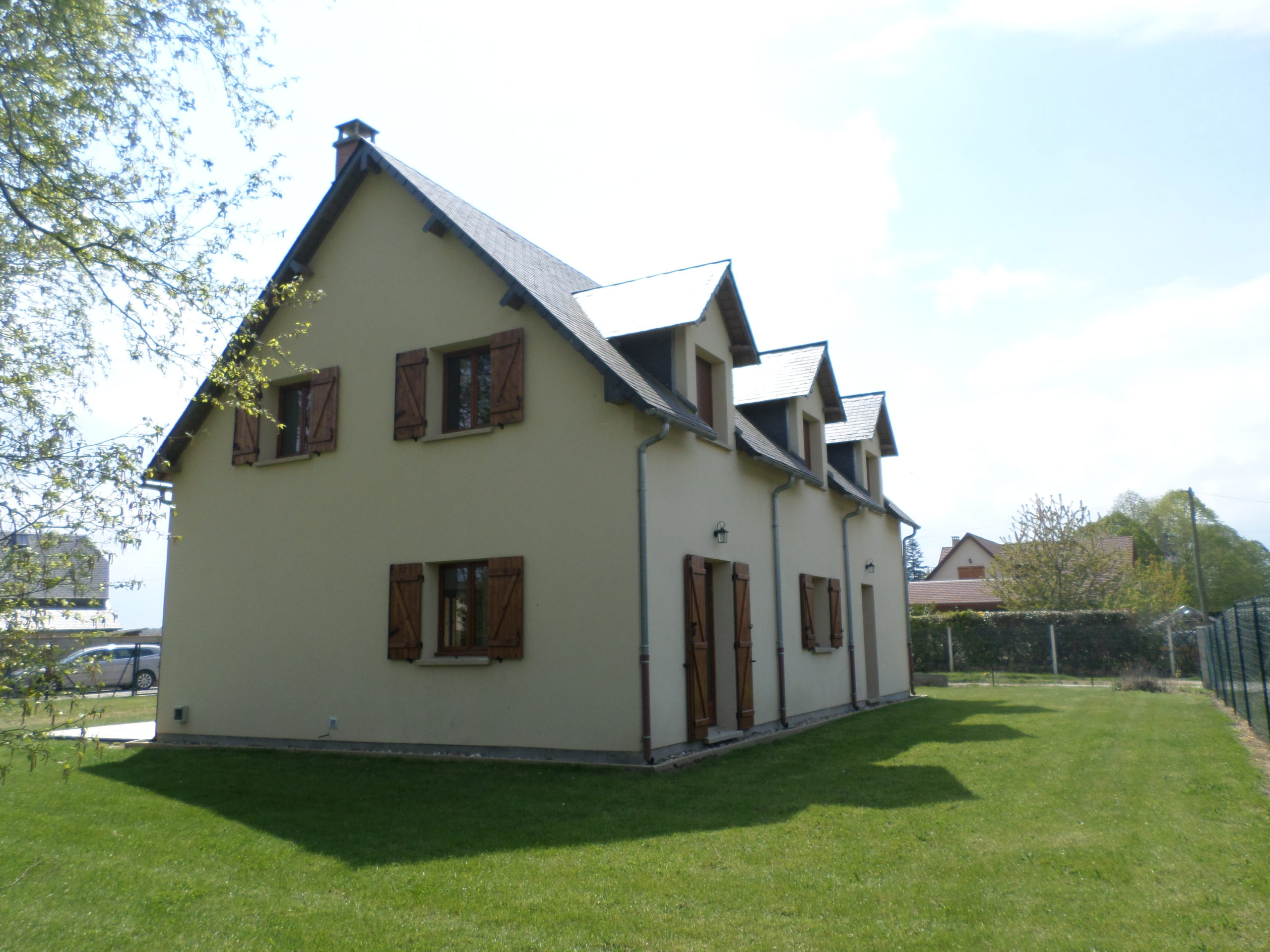 Maison – Goupillières