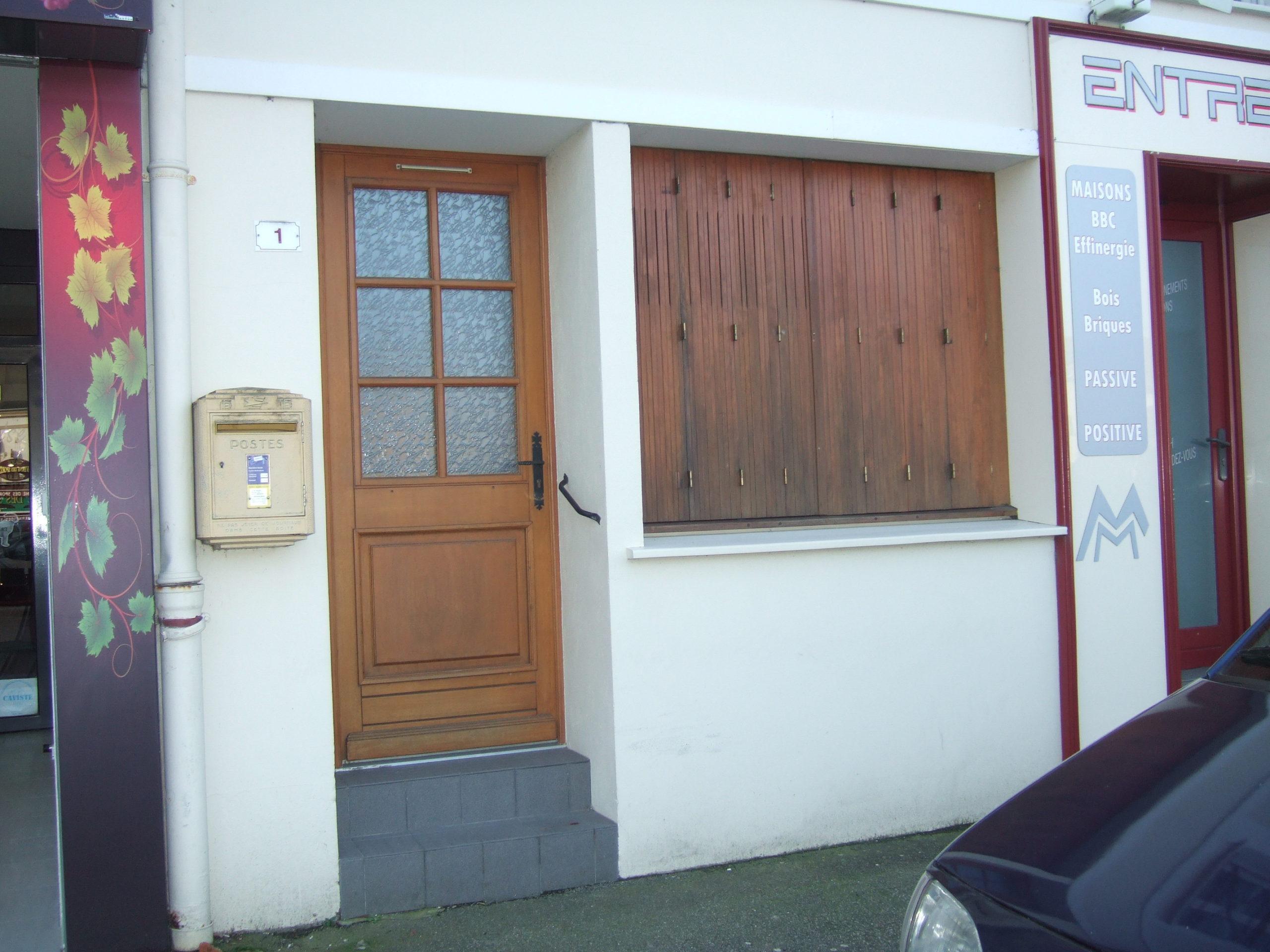 Appartement RDC – Le Neubourg